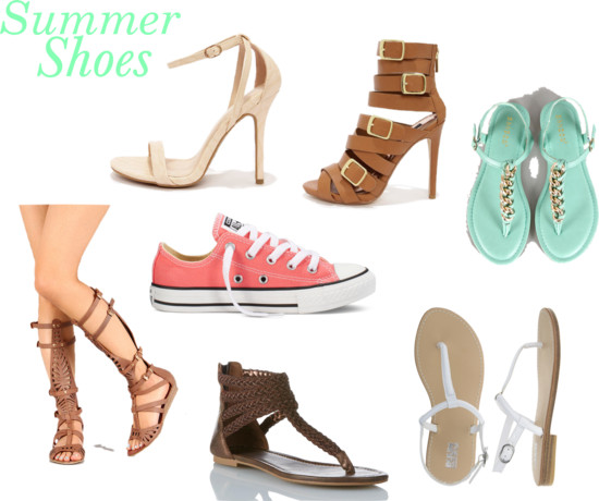 Summer Shoes (Even for pregnant ladies)