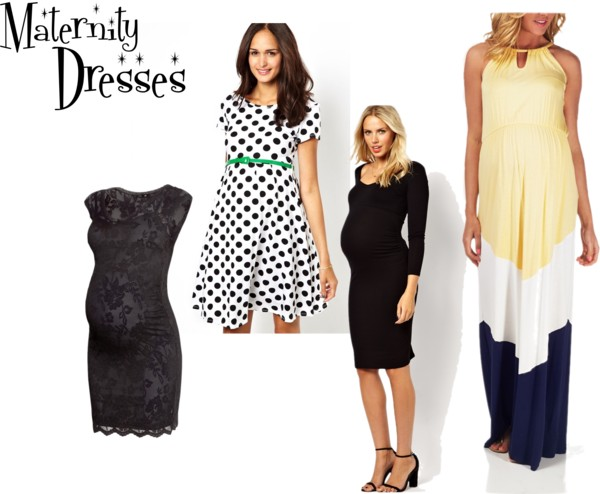 Maternity Dresses I love.