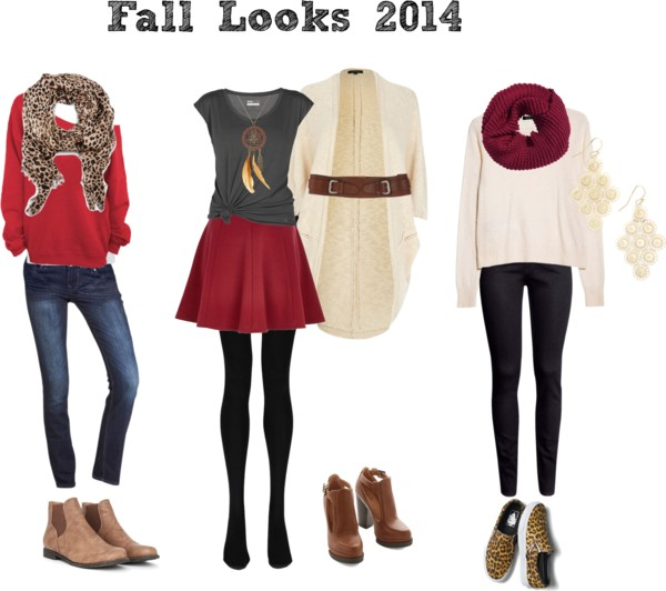 Fall Looks 2014