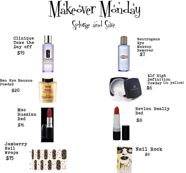 Makeover Monday: Splurge and Save