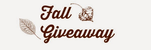 $200 Fall Giveaway