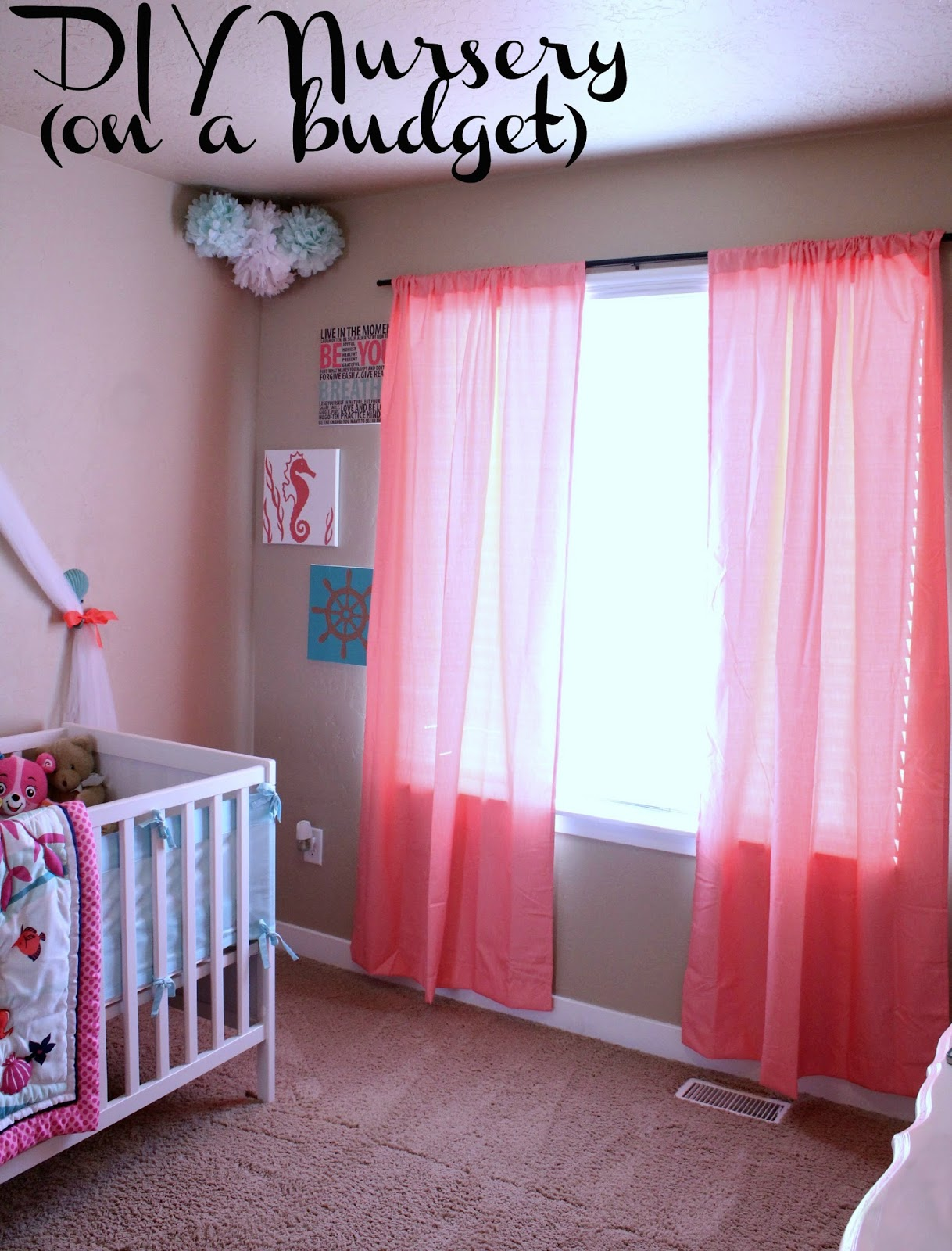 DIY Nursery on a Budget: Easy tips and tricks to an ...