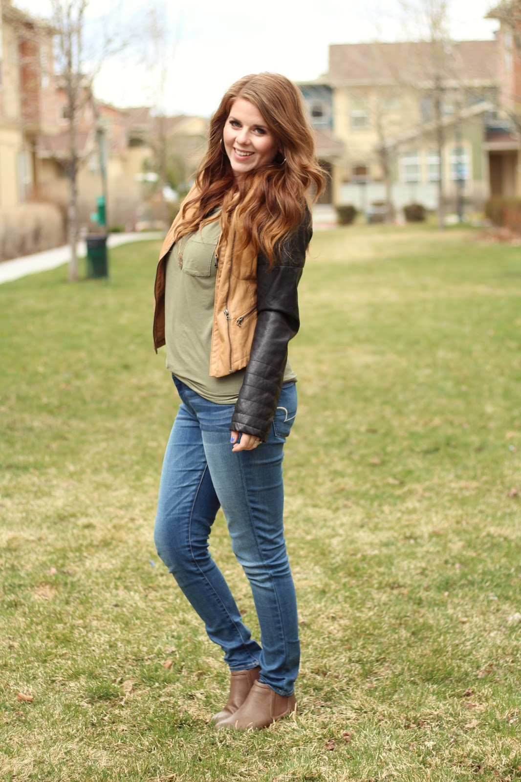 My favorite ways to style outerwear. graphic