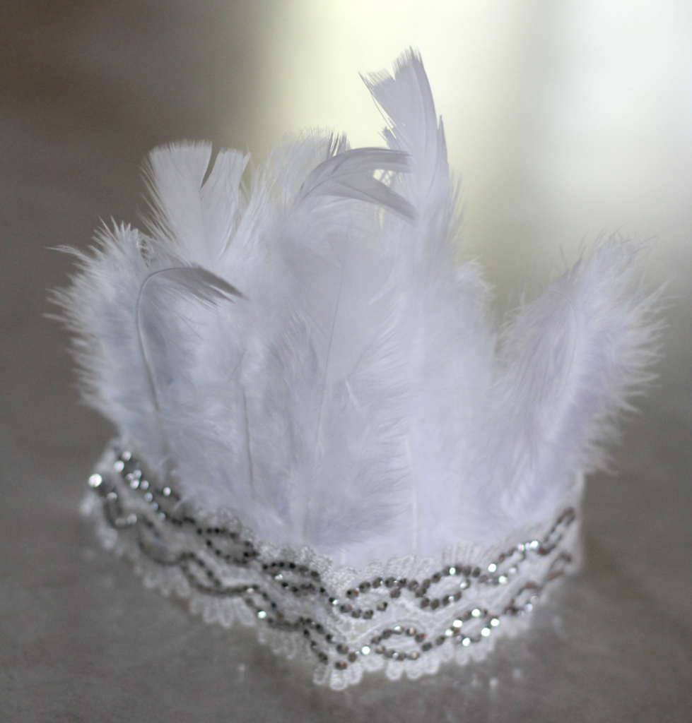 diy headdress