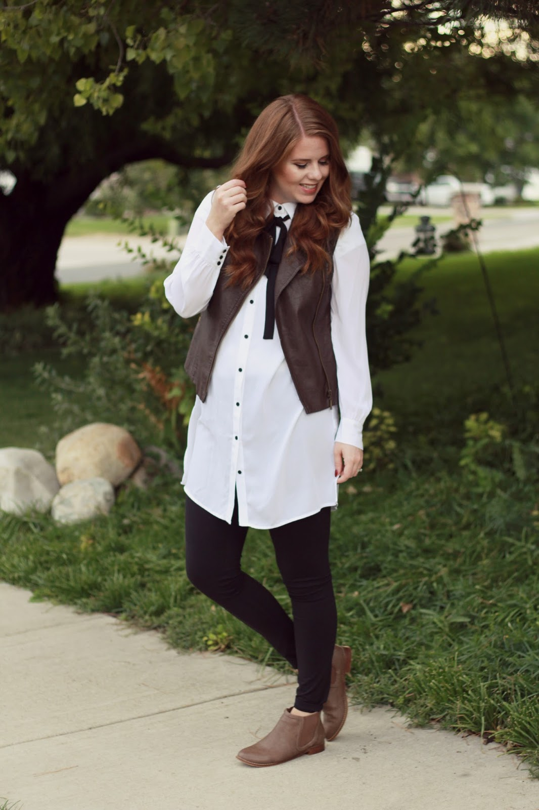 Fall Tunic graphic