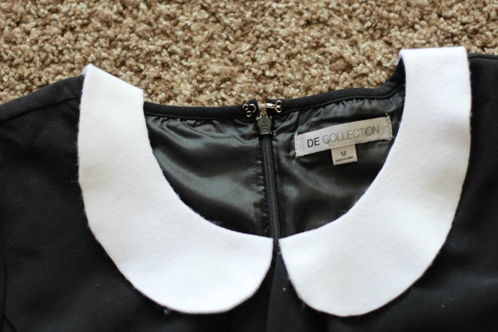 DIY Temporary Collar