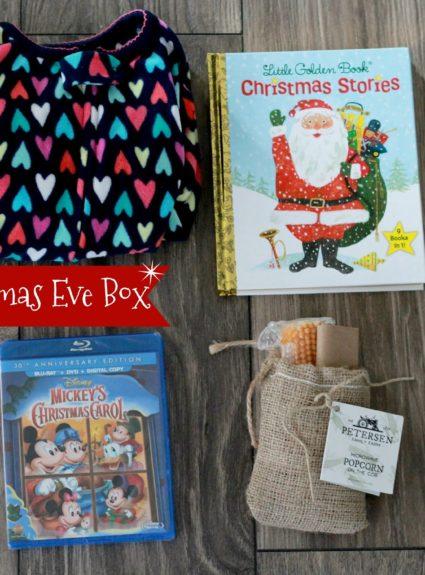 Mommy Style Monday: Christmas Eve Box