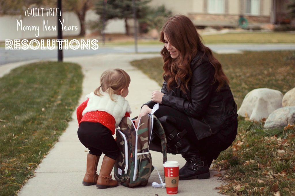 Mommy Style Monday: New Year Resolutions