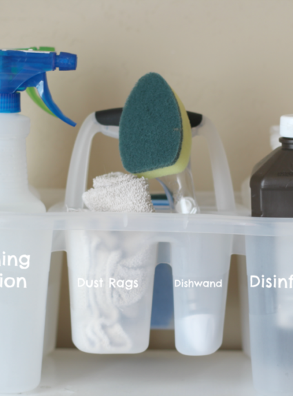 Mommy Style Monday: Cleaning Tips and tricks.