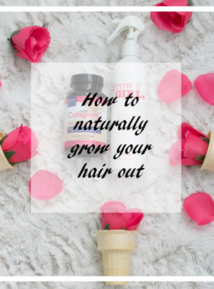 My top 2 hair products for Hair Growth