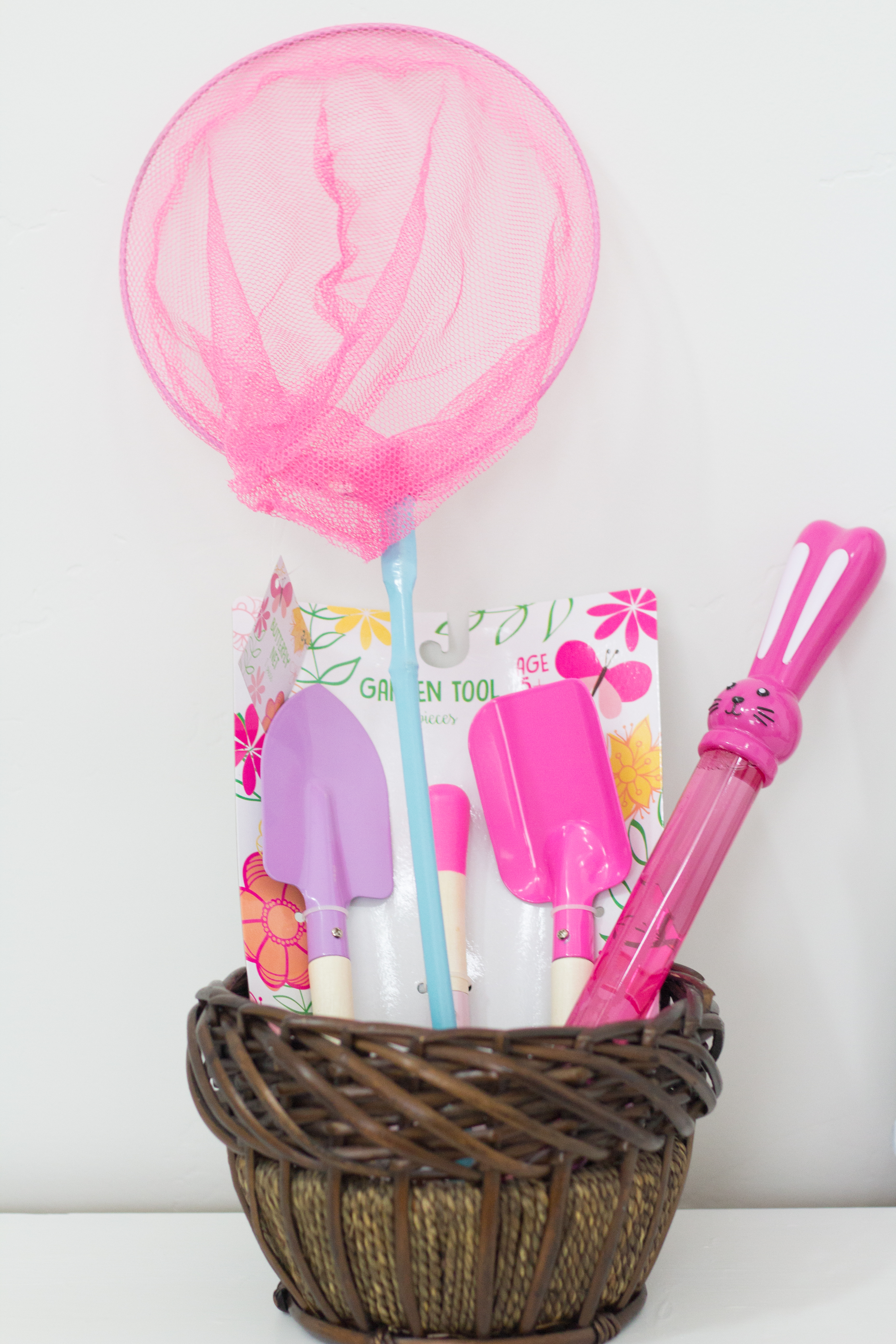 $10 Easter Basket for toddlers
