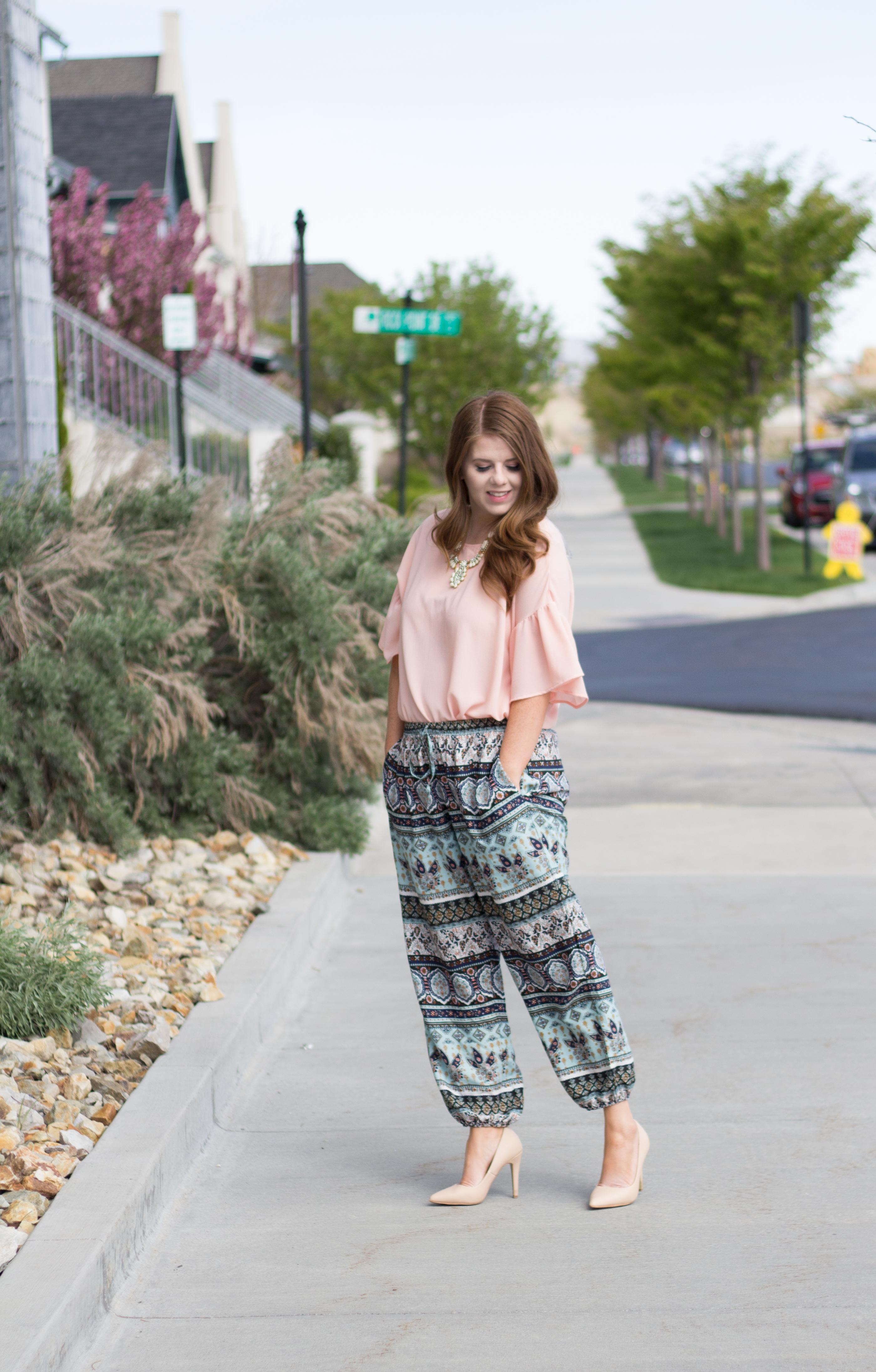 Loungewear to Datewear