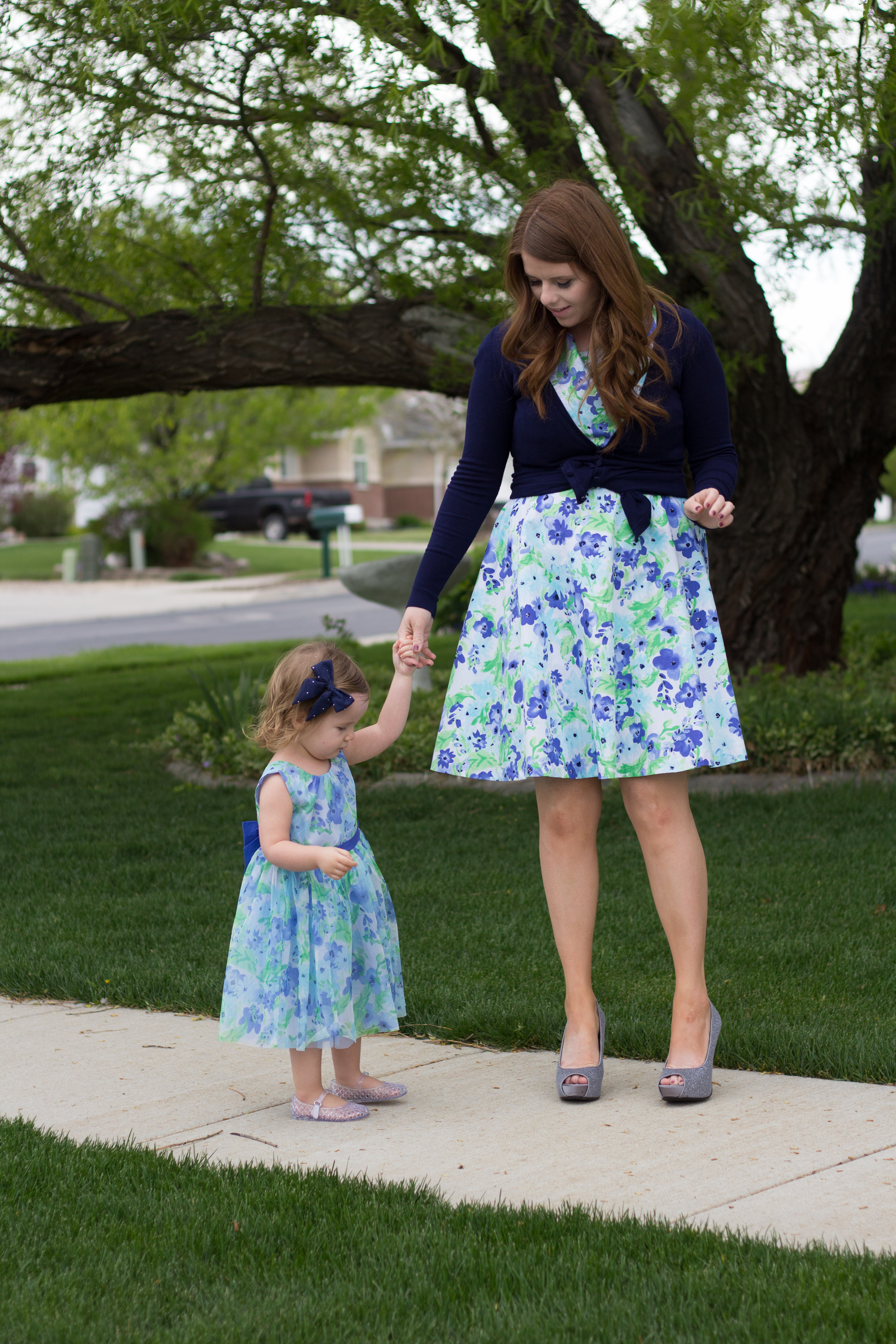Mommy and Me Gymboree Dresses