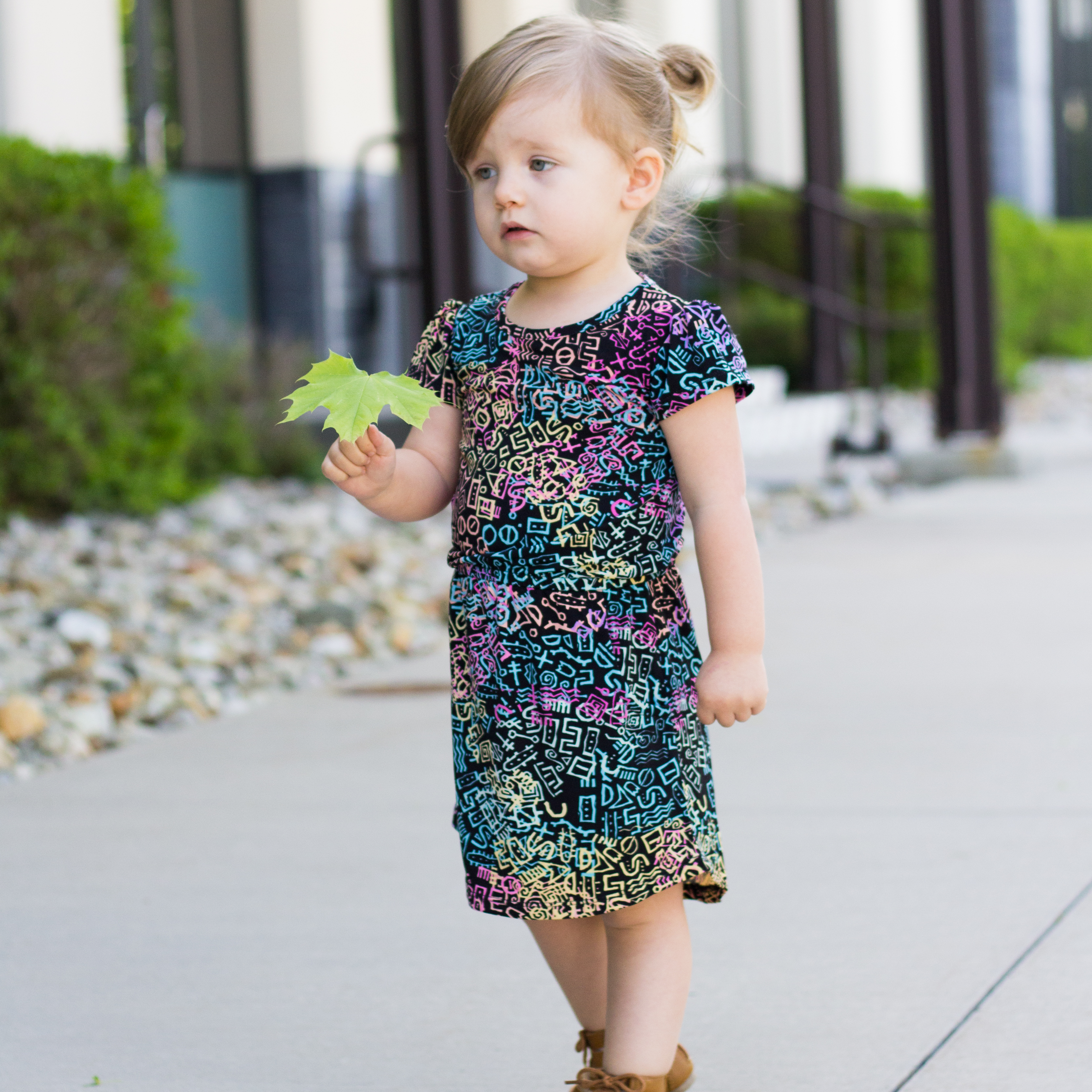 Lularoe Mae Dress For Little Girls The Perfect Summer Look