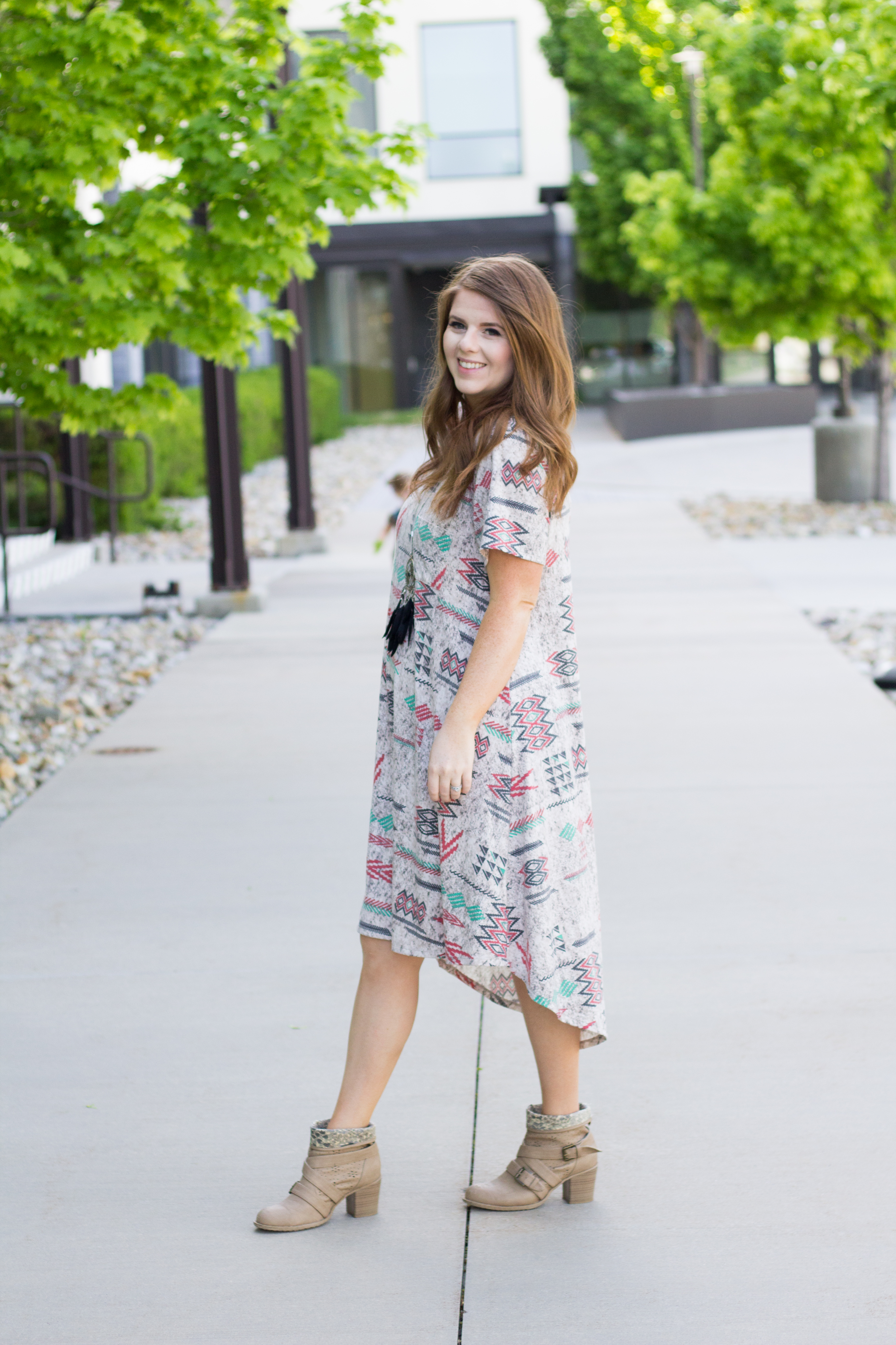 The Perfect Summer Dress The Lularoe Carly Nightchayde