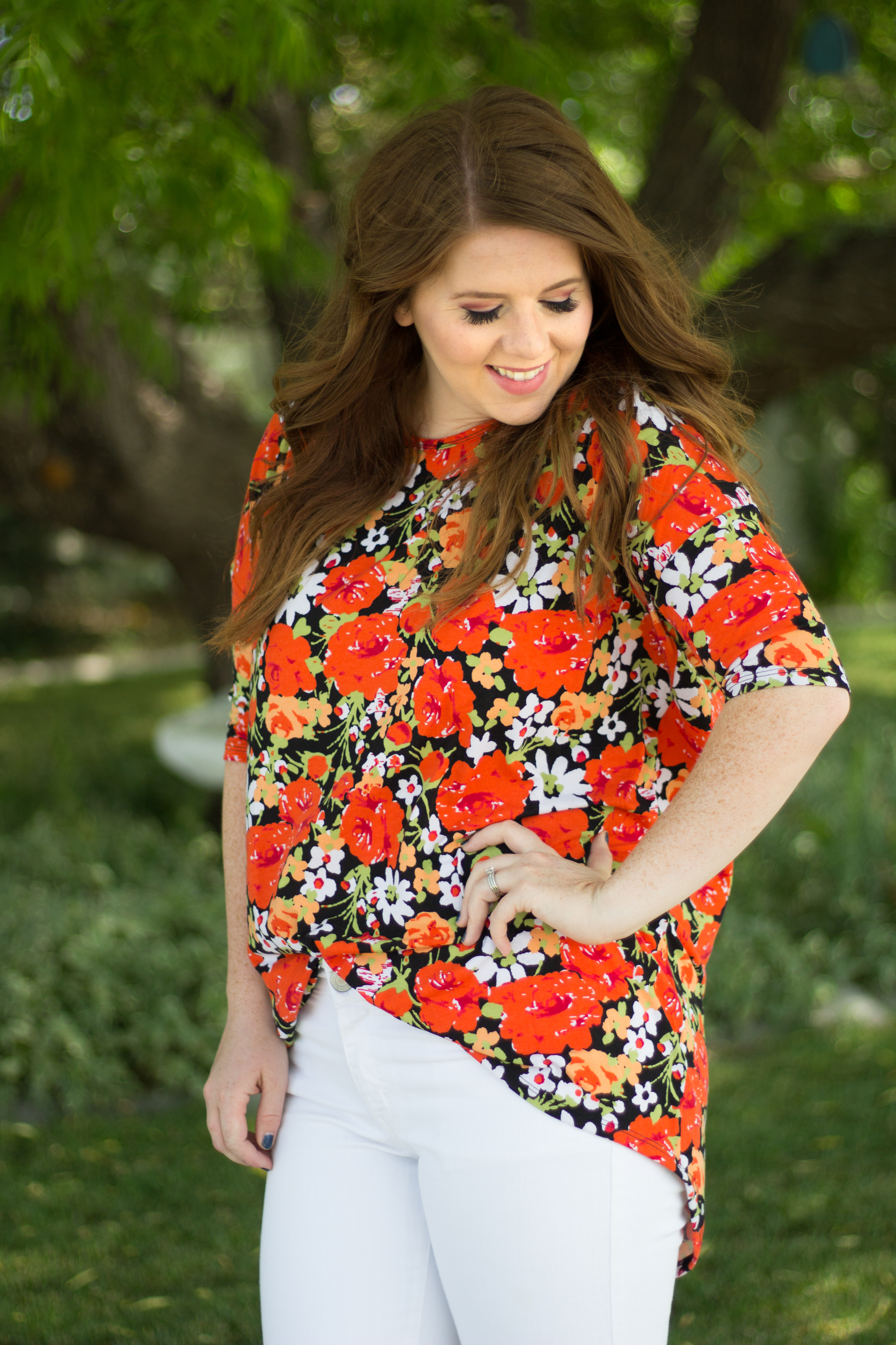 In Bloom: Styling Bright Colors for Summer graphic