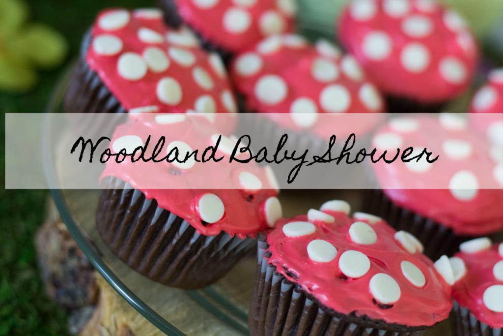 Woodland Creature Baby Shower