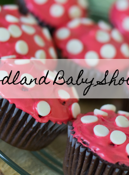 Woodland Creature Baby Shower