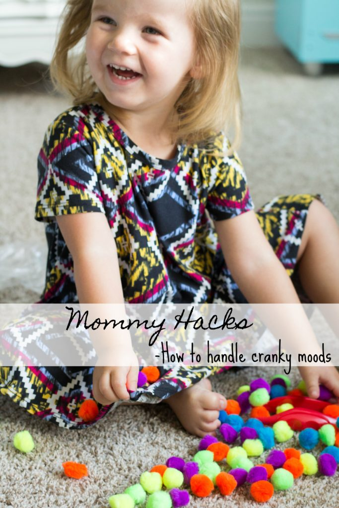 Mommy Hacks: How to handle Cranky Moods+Giveaway