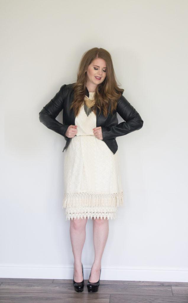 1 Dress 5 Ways: Edgy