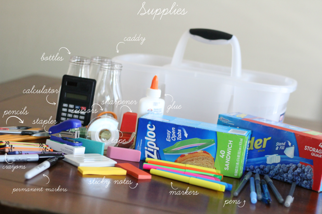 Homework Caddy graphic