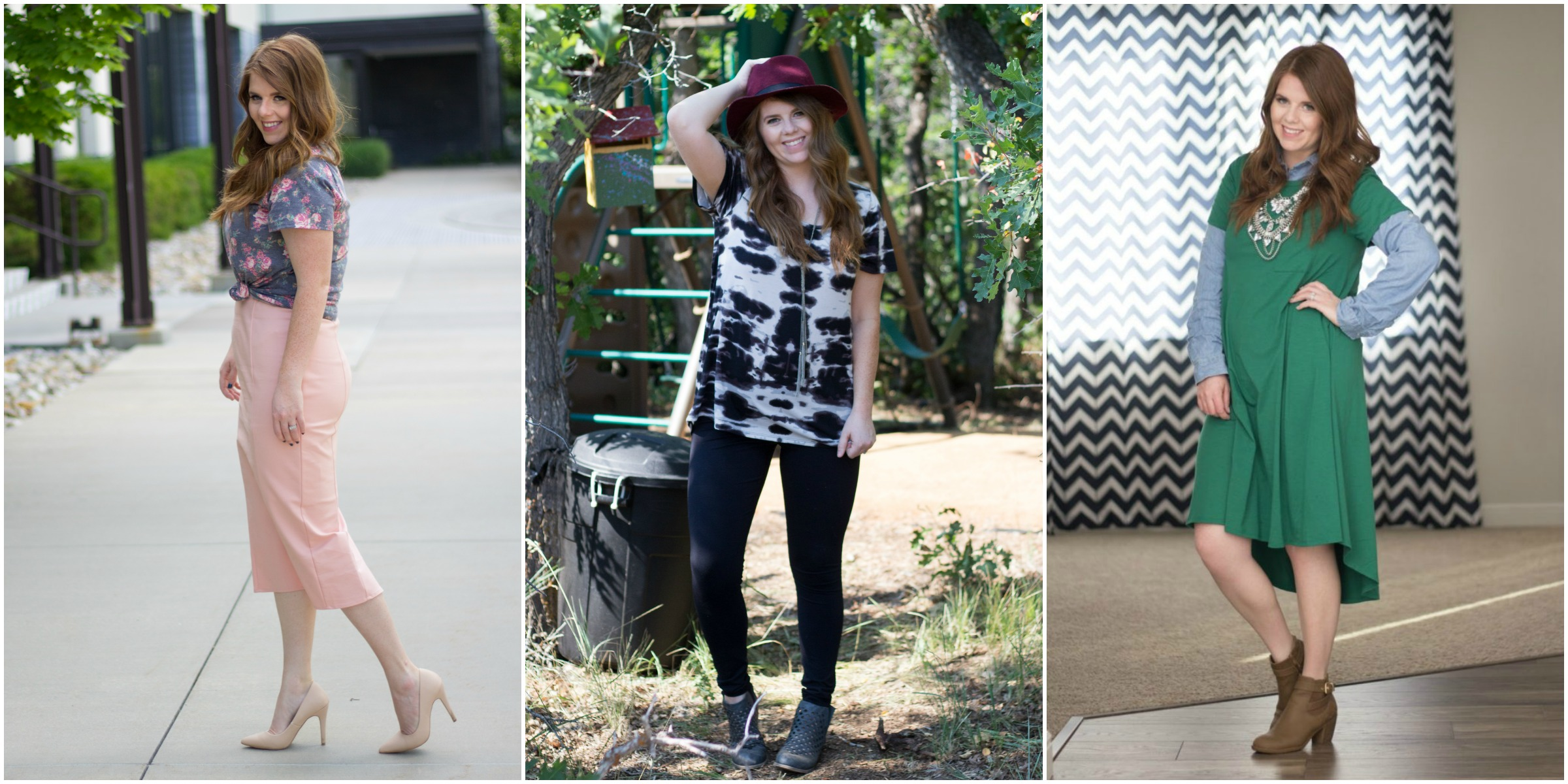 Lularoe Look Book