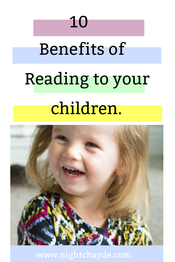 Always Read to your Child graphic