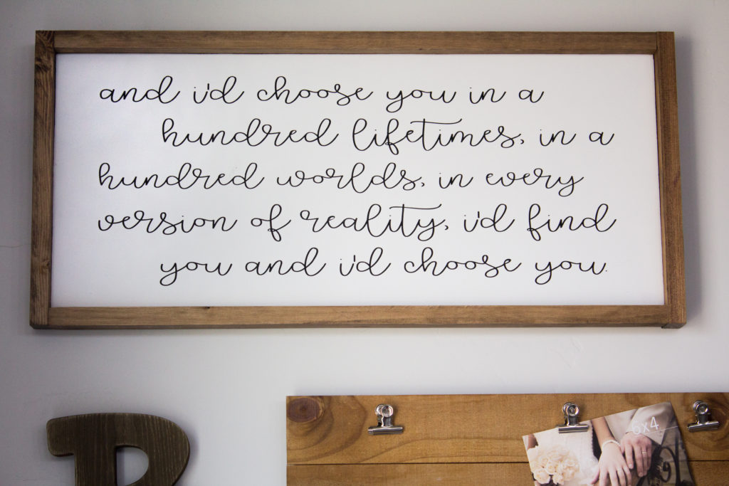 Gallery Wall: How to come up with a theme and what to buy + Giveaway