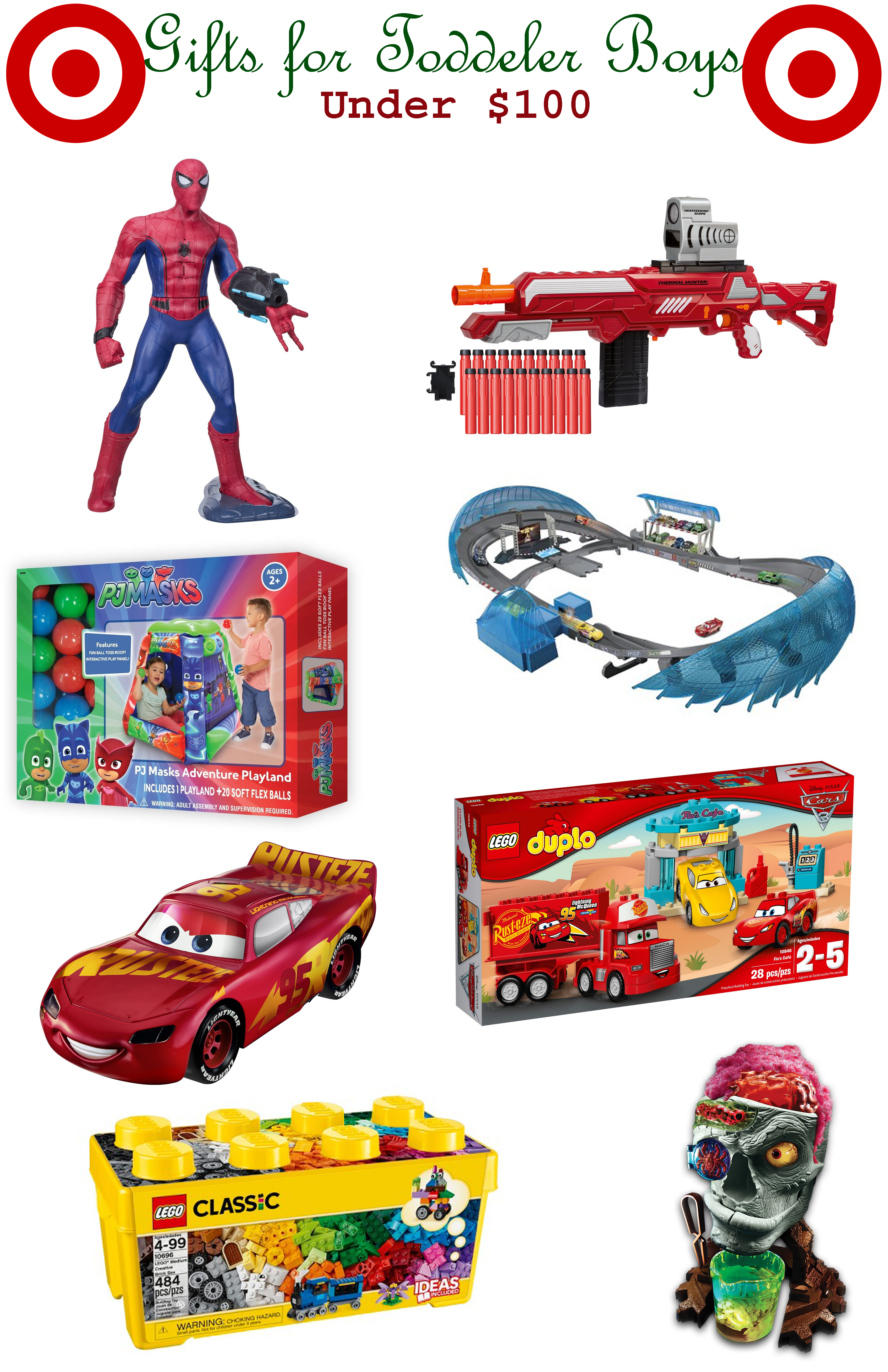 Toddler Boys Gifts