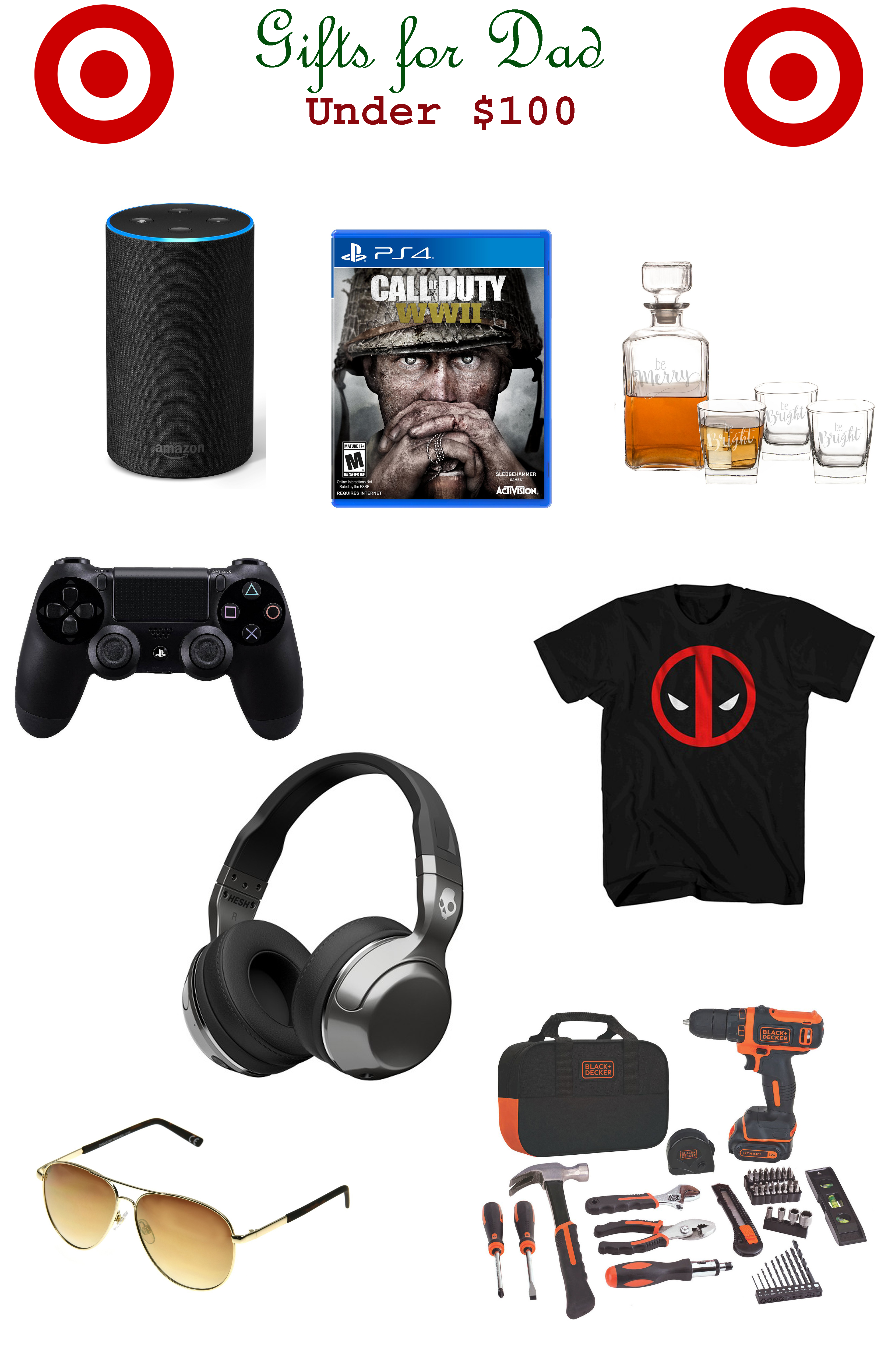 Gift Ideas for Dad/Husband