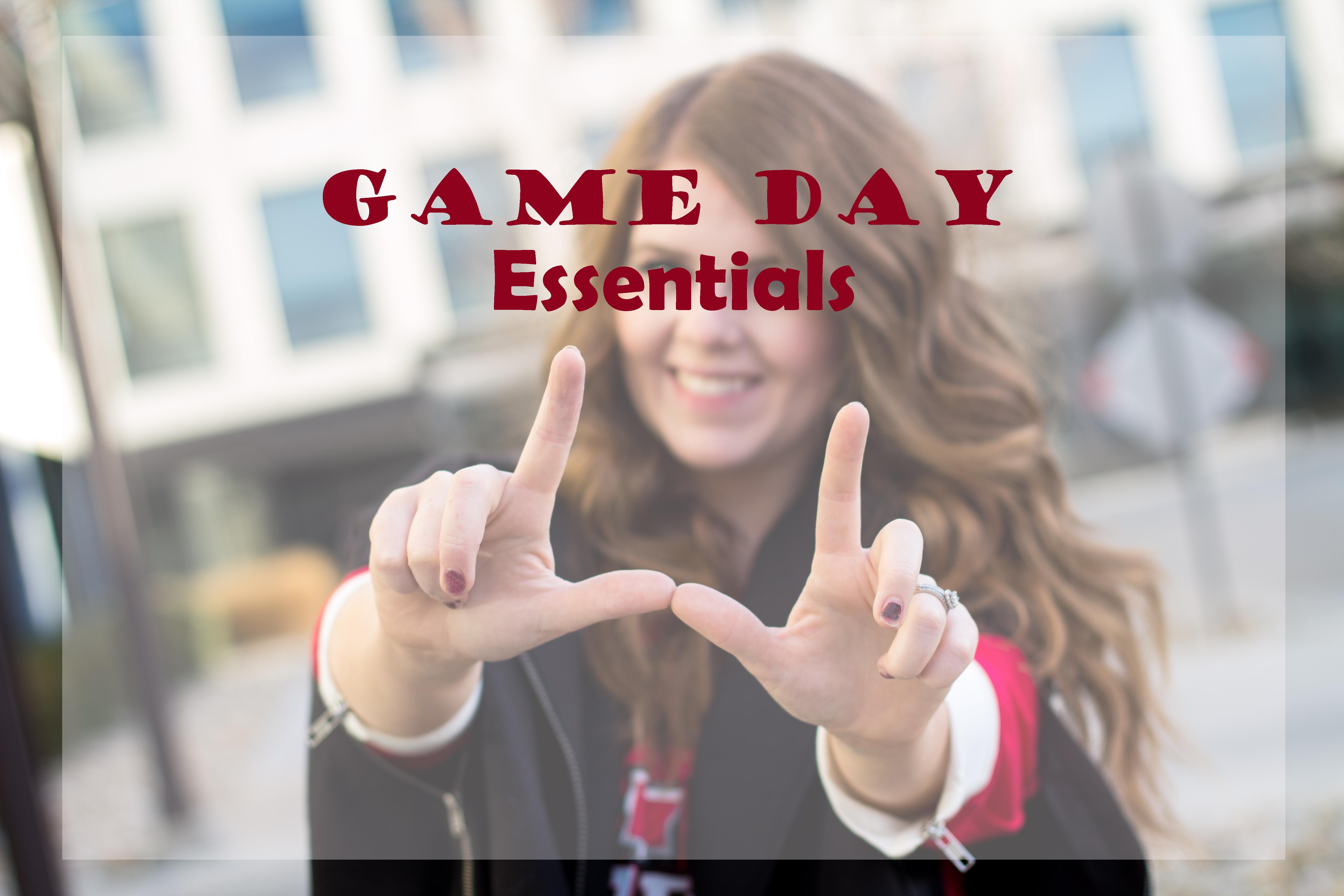 Game Day Essentials