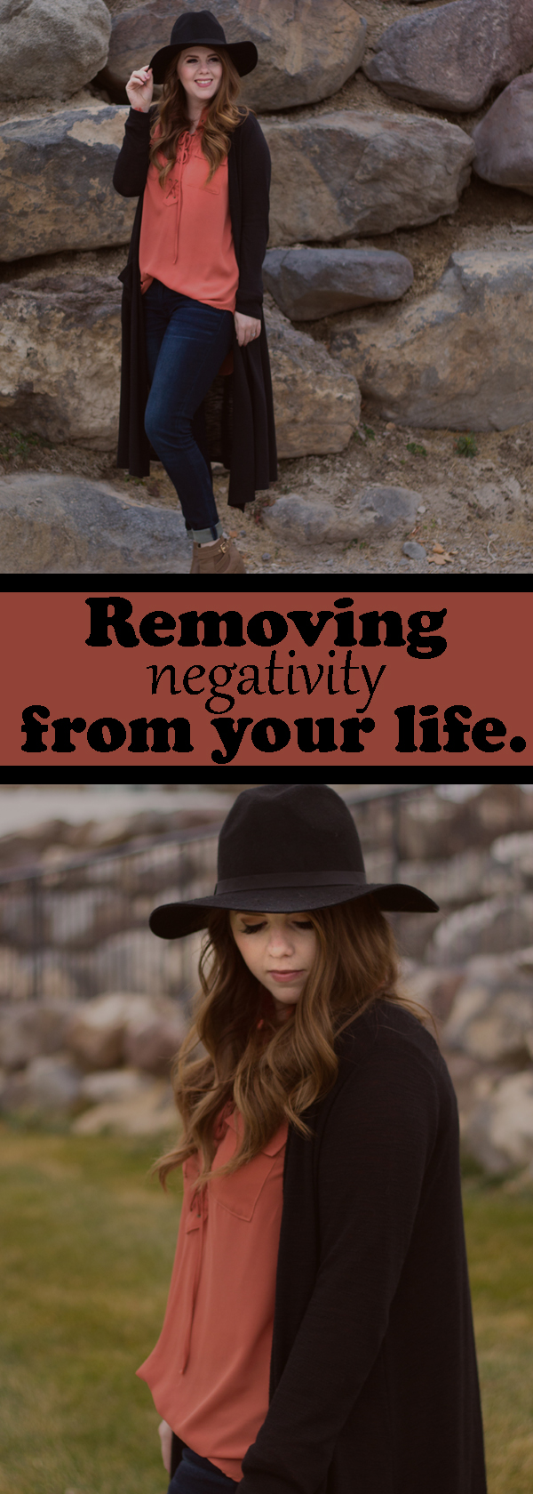 Removing negativity from your life