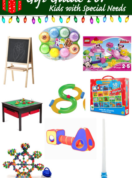 Gift Guide For Special Needs Kids