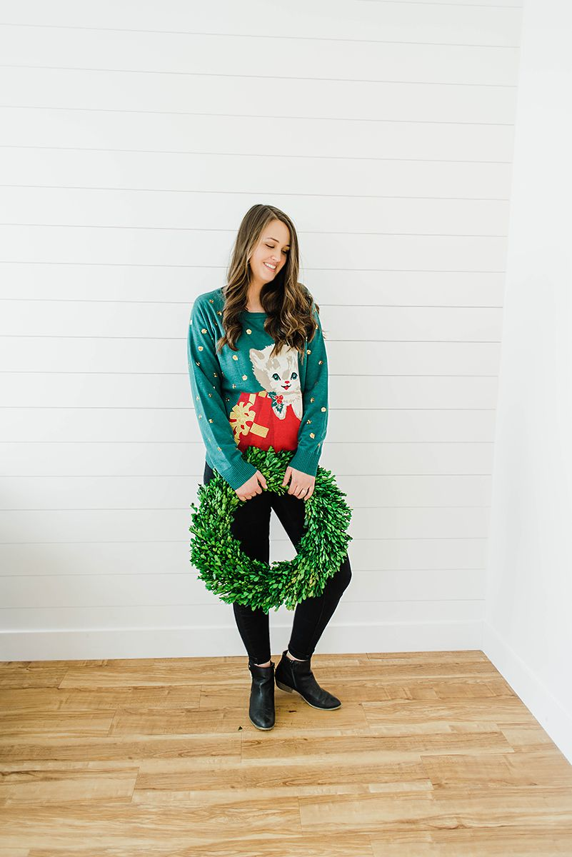 Ugly Sweater Outfit