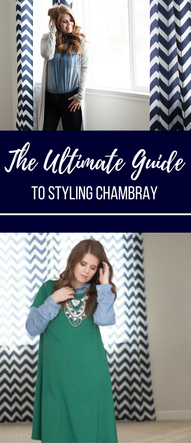 The Ultimate Guide to Styling Chambray