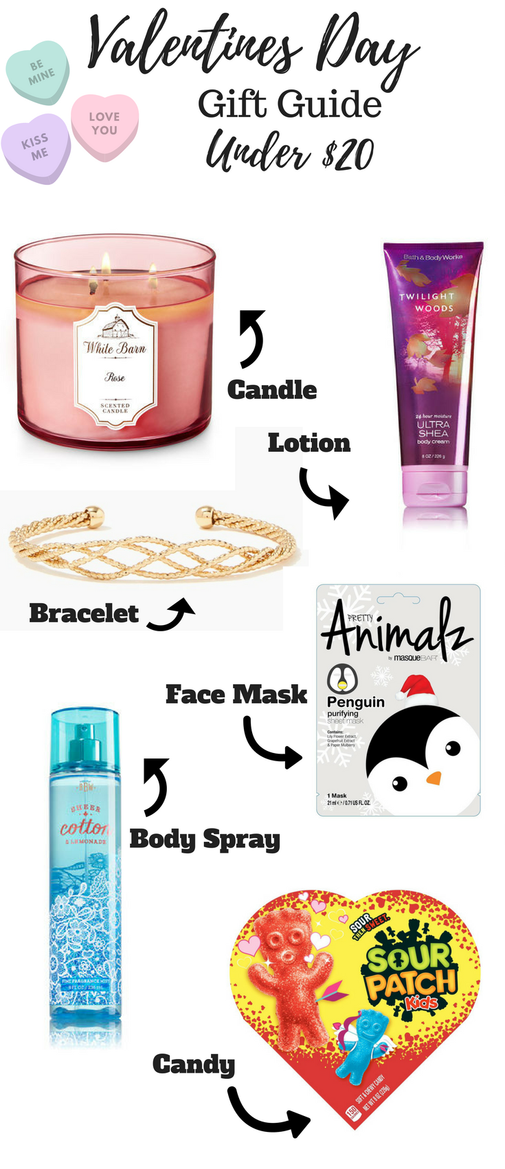 Valentines Day Gift Ideas under $20