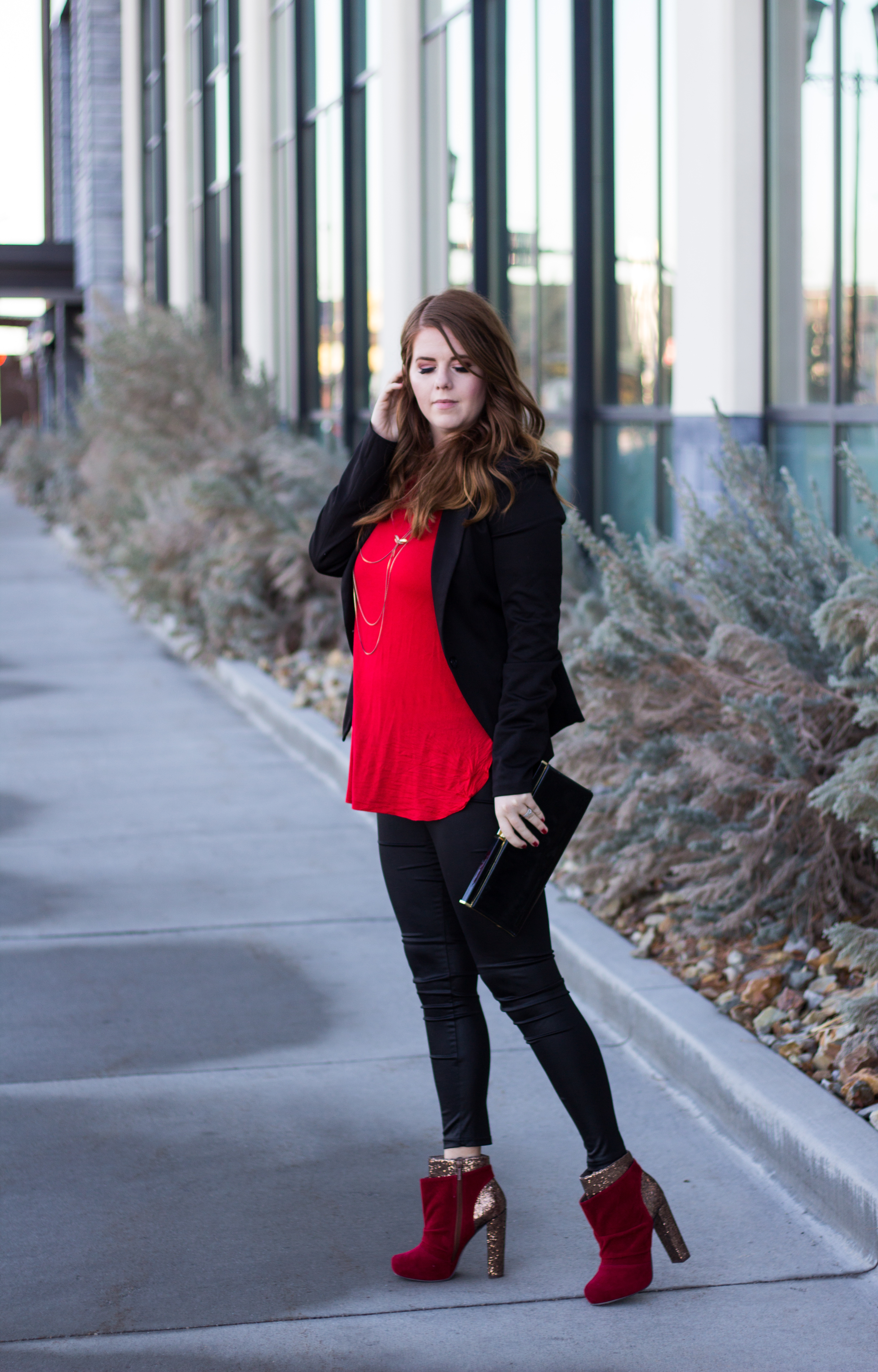 Valentine S Day Outfit A Casual Date Night Look Nightchayde