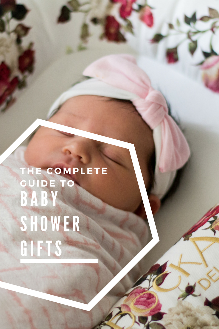 The Complete Guide to Baby Shower Gifts
