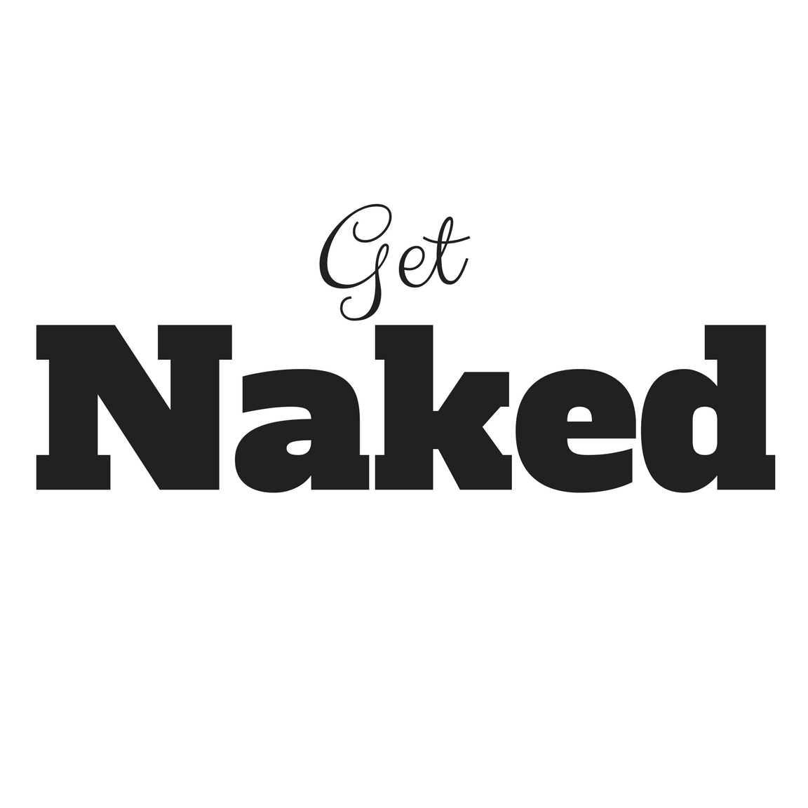 Get Naked Printable