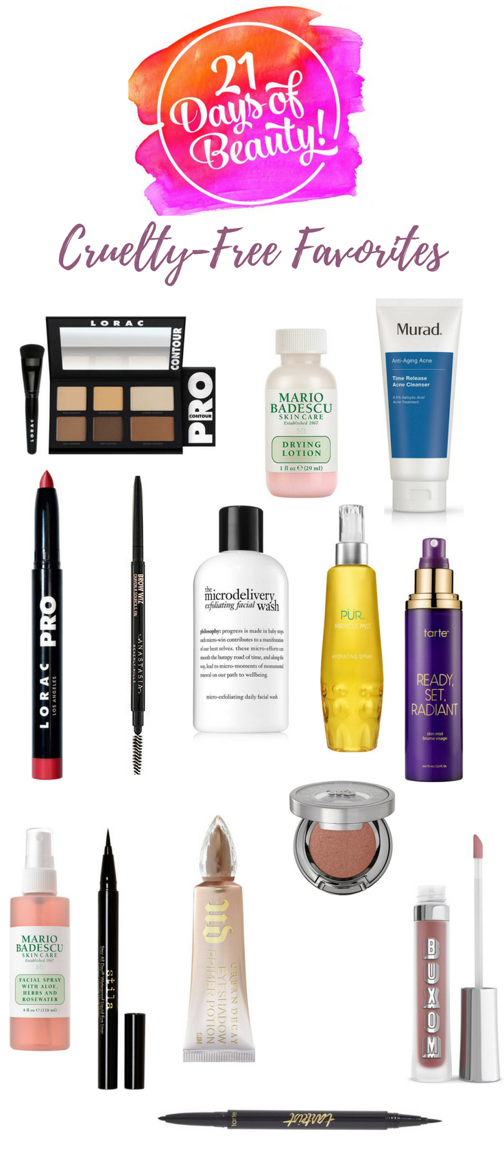 Ulta's 21 Days of Beauty