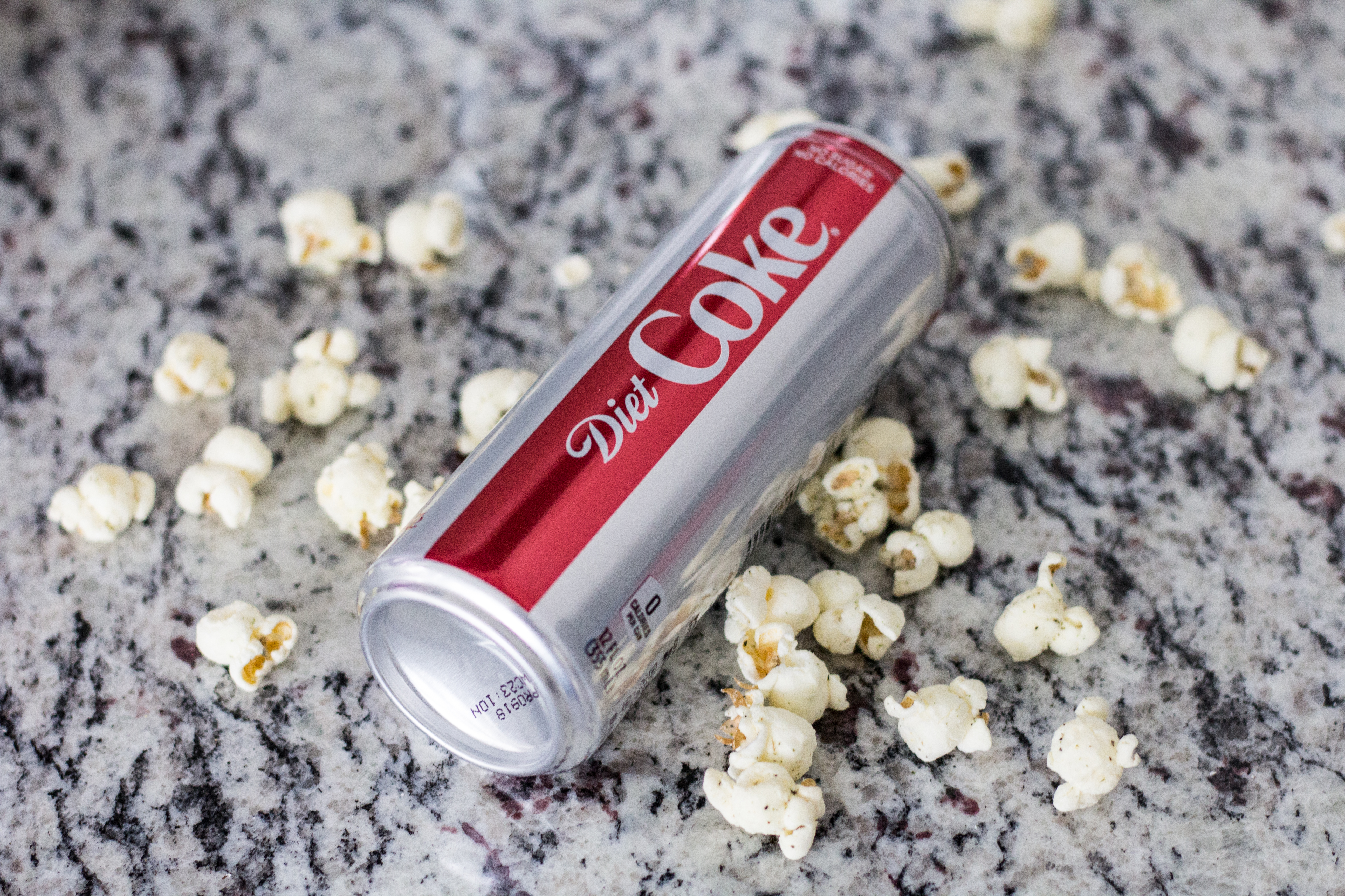 Soda and Popcorn Bar