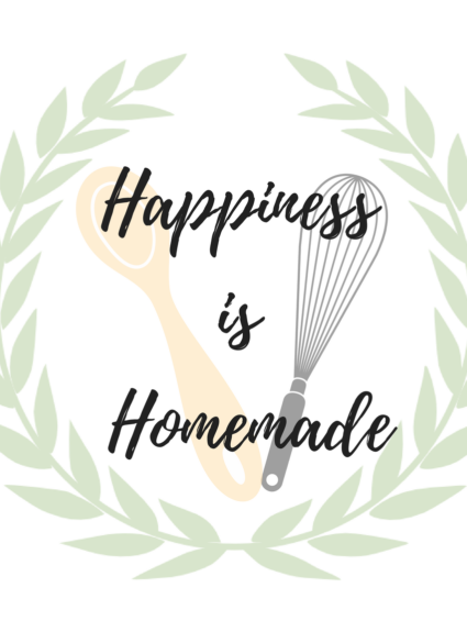 Free Kitchen Printables: Free Farmhouse Kitchen Prints