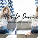 How to Survive the spring to winter transition