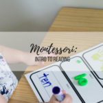 Montessori-Intro to Reading