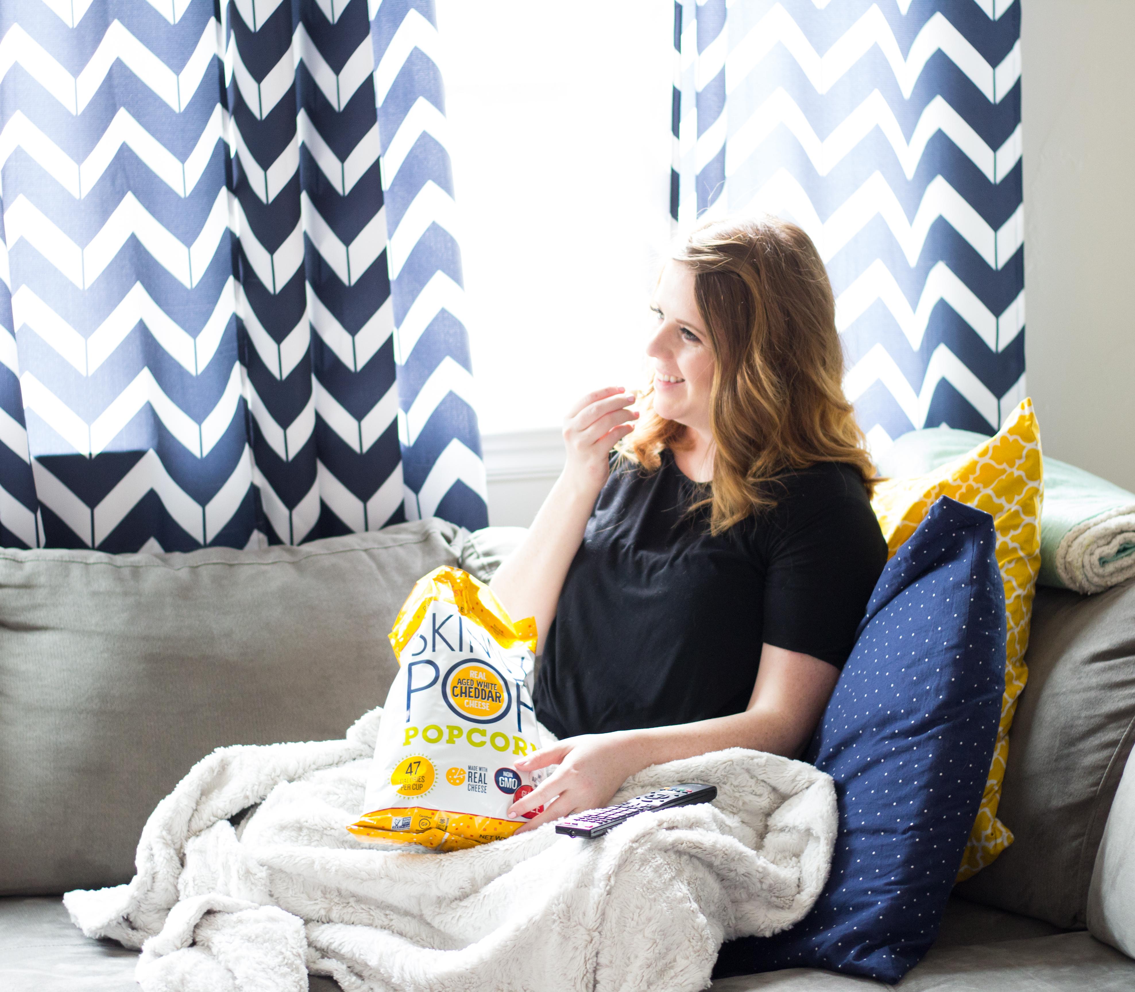 Ultimate Netflix List+Healthy Family Snacks