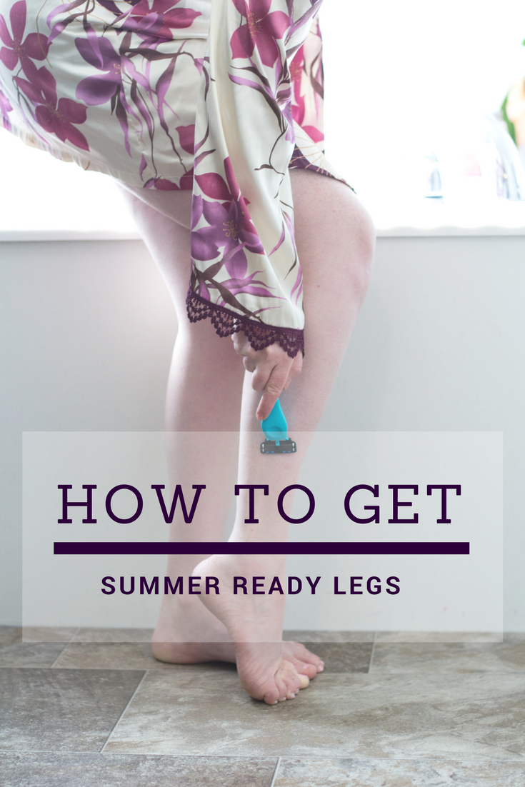 How to Get Summer Ready Legs