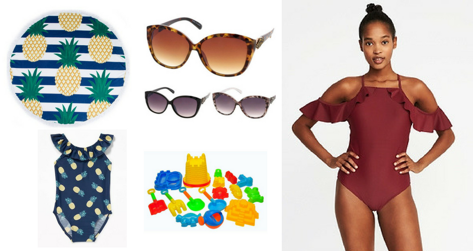The Ultimate Swimsuit Shopping Guide for your family: Swimsuits, cover ups, and everything you need for time in the sun