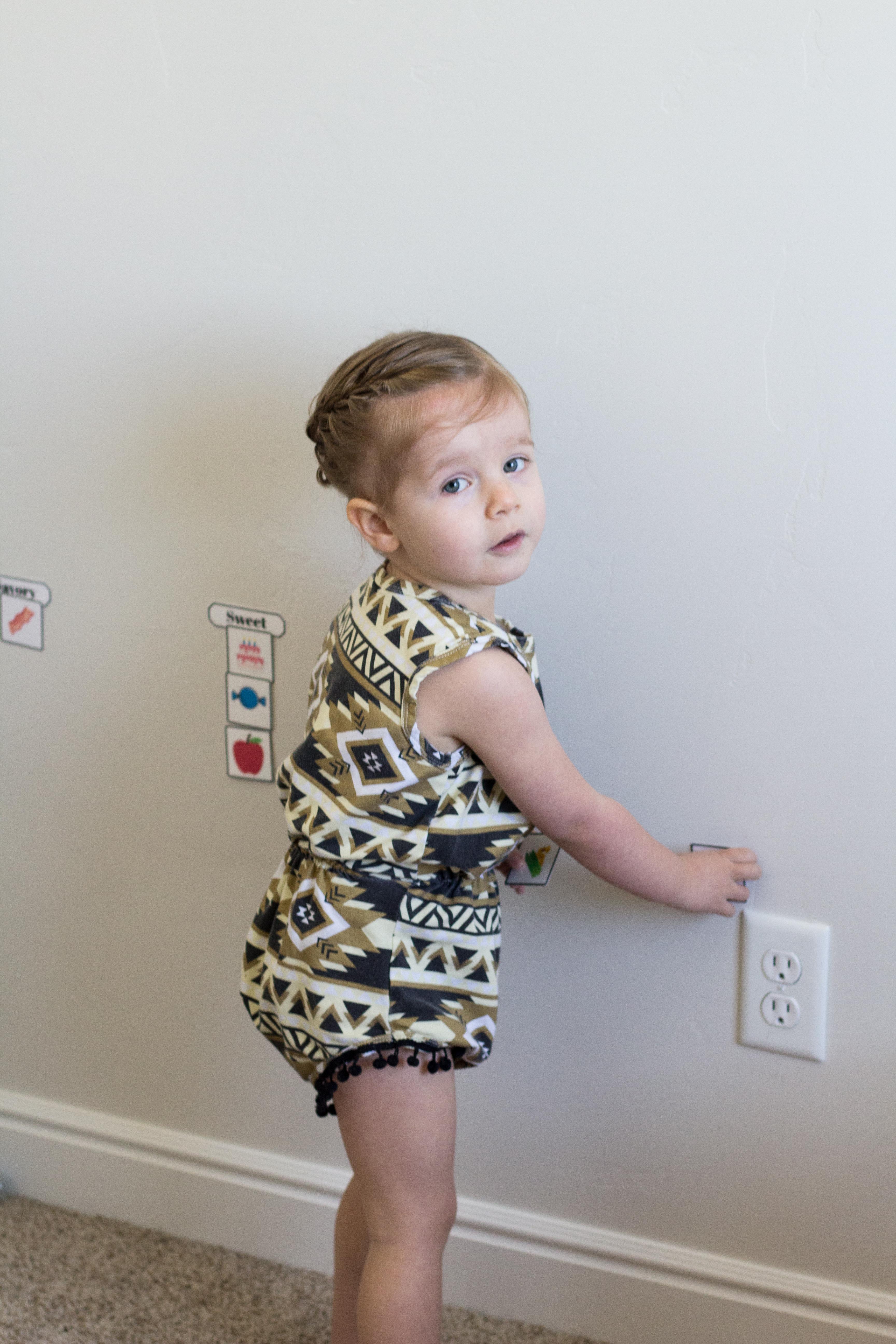 Montessori Sensorial Unit