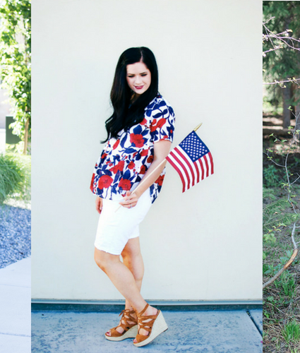 Fourth of July Outfit Roundup