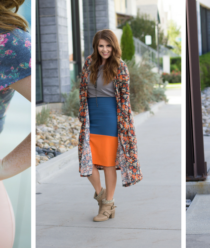 How to style florals: Different Ways to Style Floral Prints